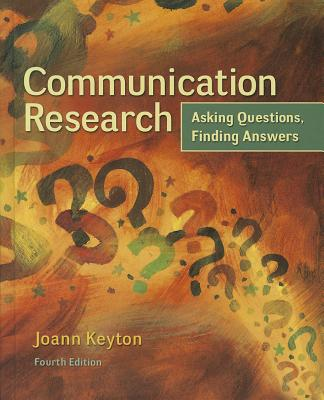Communication Research By Keyton, Joann