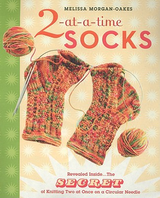 2-at-a-time Socks By Morgan-oakes, Melissa